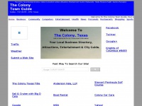 thecolonytownguide.com