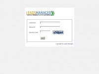leadsmanager.ca