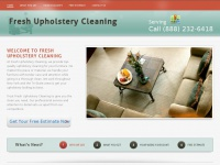 freshupholsterycleaning.com