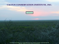 cactusconservation.org Thumbnail