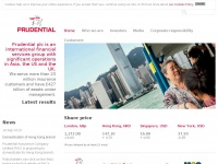 prudential.co.uk Thumbnail
