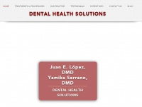 dentalhealthsolutionspllc.com