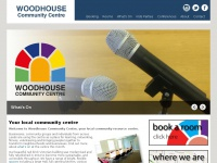 woodhousecommunitycentre.com