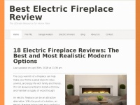 bestelectricfireplace.review