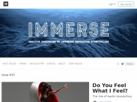 immerse.news