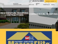 roofingbymidsouth.com