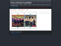 hollywoodklezmer.com