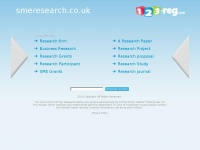 smeresearch.co.uk
