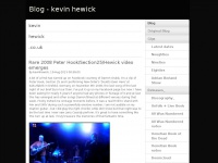 kevinhewick.co.uk
