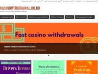 casinowithdrawal.co.uk Thumbnail