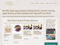 colonyyoga.com