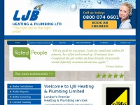 ljbheatingandplumbing.co.uk Thumbnail