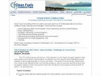 Cleanfuelsconsulting.org
