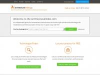 architecturalindex.com