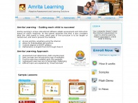 Amrita Learning, Assessment & eLearning Solutions NCERT/CBSE Syllabus