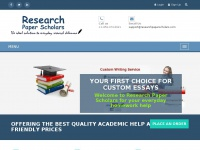 researchpaperscholars.com