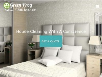 greenfrogcleaning.com