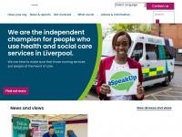 healthwatchliverpool.co.uk Thumbnail