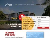 Avenueapartments.co.nz