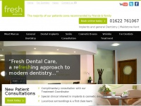 freshdentalcare.co.uk