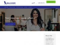balsigerinsurance.com