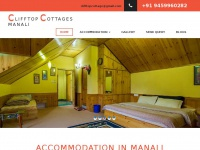 Clifftopcottagemanali.com