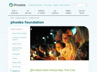 supportphoebe.org