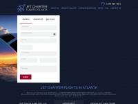 jetcharterflightsatlanta.com