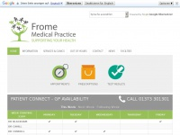 fromemedicalpractice.co.uk Thumbnail