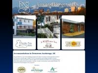 foxnflower.com