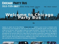 chicagopartybus.net