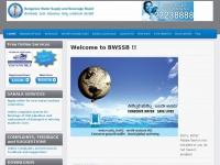 Bwssb.org - Bangalore Water Supply and Sewerage Board, Bengaluru | Bangalore Water Supply and Sewerage Board
