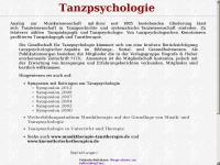 Tanzpsychologie.de