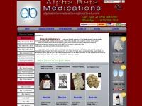 alphabetamedications.com