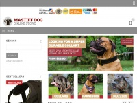 mastiff-dog-breed-store.com