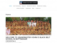 Vohra-black-belt-school.org