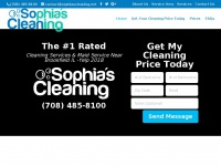 sophiascleaning.net