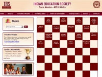 Welcome to Indian Education Society
