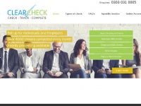 Clearcheck.co.uk