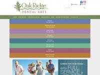 oakridgedentalarts.com