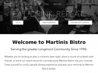 martinisbistro.com
