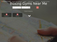 Boxinggymsnear.me