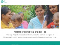 Thelilyproject.org