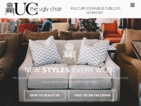 theuglychairfurniture.com