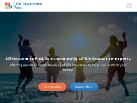 lifeinsurancepost.com