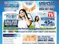 trusted-psychics.co.uk