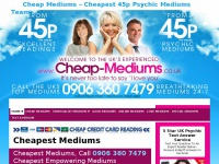 cheap-mediums.co.uk