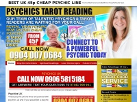 psychics-tarot-reading.co.uk