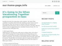 our-home-page.info