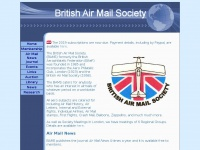 Britishairmailsociety.co.uk